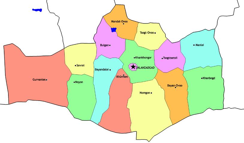 Umnugovi Province
