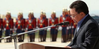 President Elbegdorj