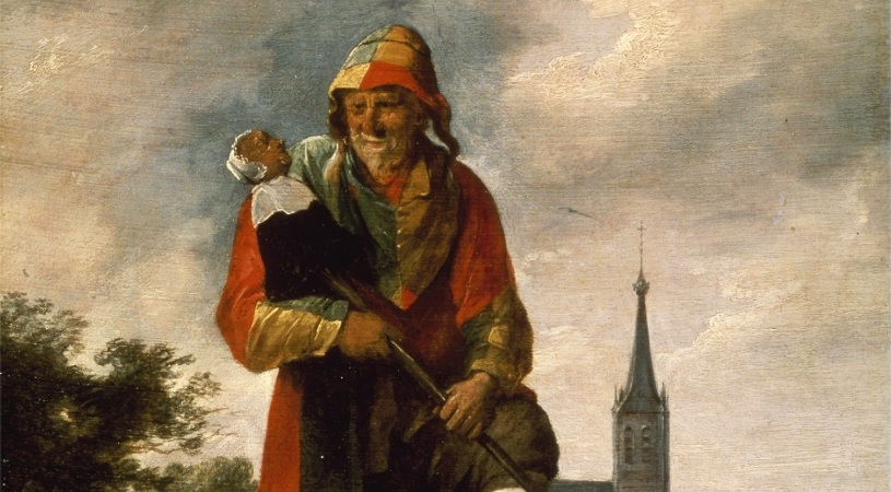 David Teniers II Jester