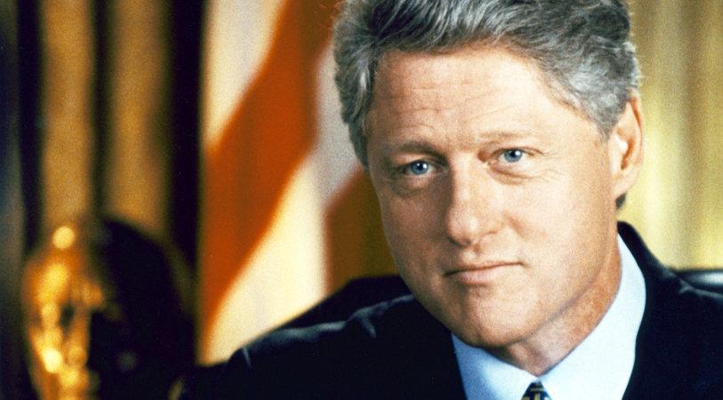 William J Clinton