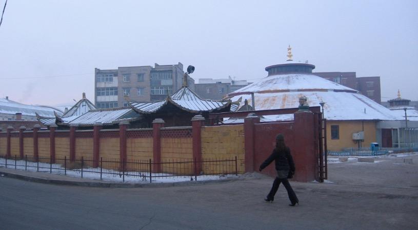 Cold Ulaanbaatar